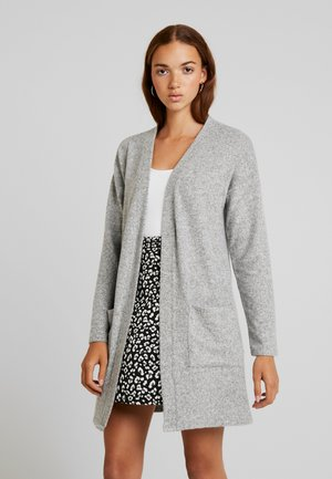 VMTAMMY CARDIGAN - Cardigan - light grey melange