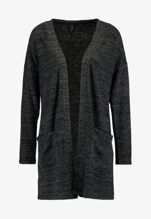 VMTAMMY CARDIGAN - Cardigan - dark grey melange