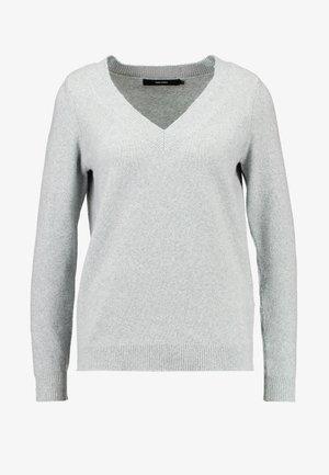 VMDOFFY - Jersey de punto - light grey melange