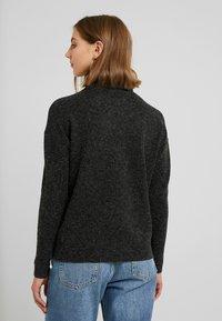 Vero Moda - VMDOFFY - Pullover - black/melange - 2
