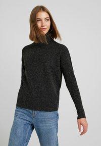 Vero Moda - VMDOFFY - Pullover - black/melange - 0