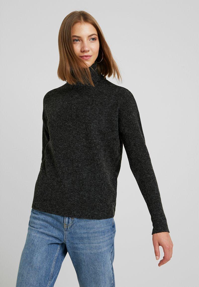 Vero Moda - VMDOFFY - Pullover - black/melange