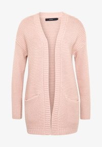 Vero Moda - VMNO NAME CARDIGAN  - Kardigan - misty rose - 4