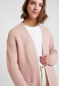 Vero Moda - VMNO NAME CARDIGAN  - Kardigan - misty rose - 3