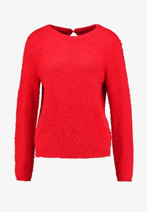 VMPOILU - Pullover - high risk red