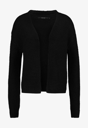 VMNO NAME NO EDGE CARDIGAN - Vest - black