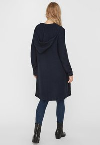 Vero Moda - VMNO NO EDGE - Cardigan - navy - 2