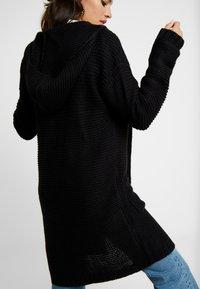 Vero Moda - VMNO NO EDGE - Cardigan - black - 3