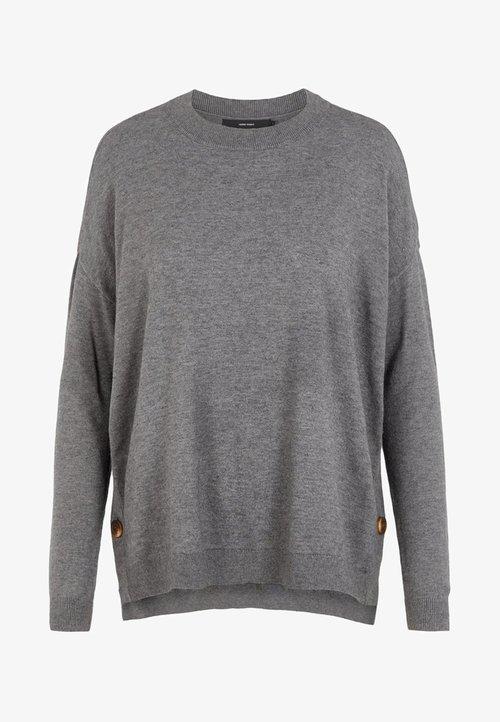Vero Moda Sweter - medium grey melange Odzież Damska KHPZ-AJ8 tani