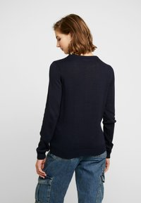 Vero Moda - VMCHRISTMASPATCH - Jumper - night sky - 2