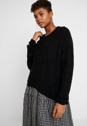 VMSTYLISH  - Pullover - black