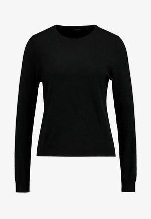VMHAPPY BASIC O-NECK - Trui - black