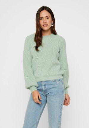 Pullover - jadeite
