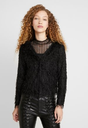 VMTULLY CARDIGAN - Kofta - black