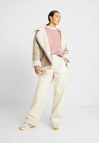 Vero Moda - Svetr - mesa rose/melange - 1