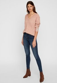 Vero Moda - Pullover - misty rose - 1