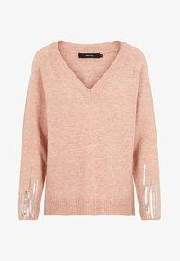 Vero Moda - Pullover - misty rose - 4