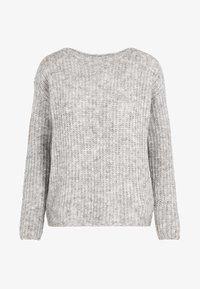 Vero Moda - Neule - light grey - 4