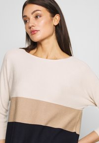 Vero Moda - VMNELLIE GLORY - Jumper - birch/night sky