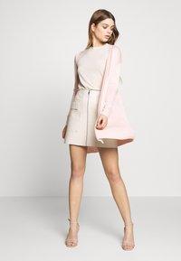 Vero Moda - Gilet - sepia rose - 1