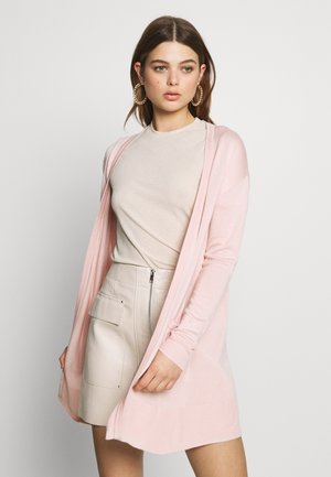 Cardigan - sepia rose