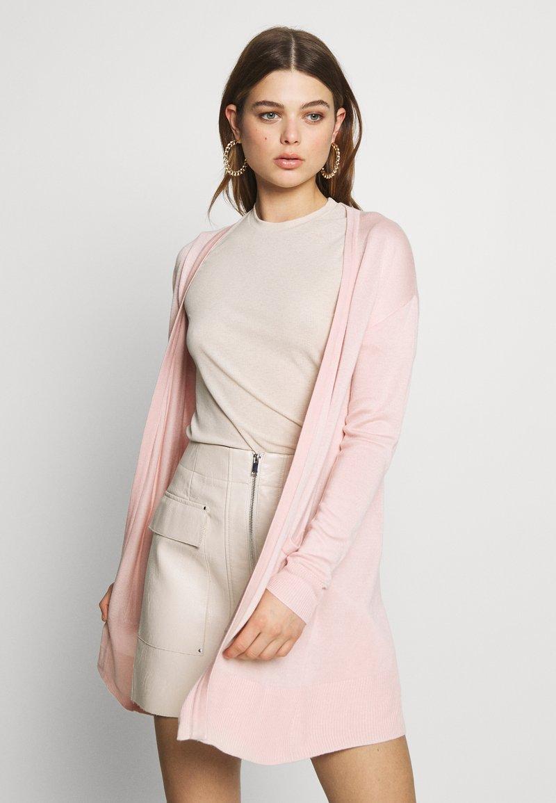 Vero Moda - Cardigan - sepia rose