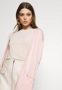 Vero Moda - Cardigan - sepia rose - 3