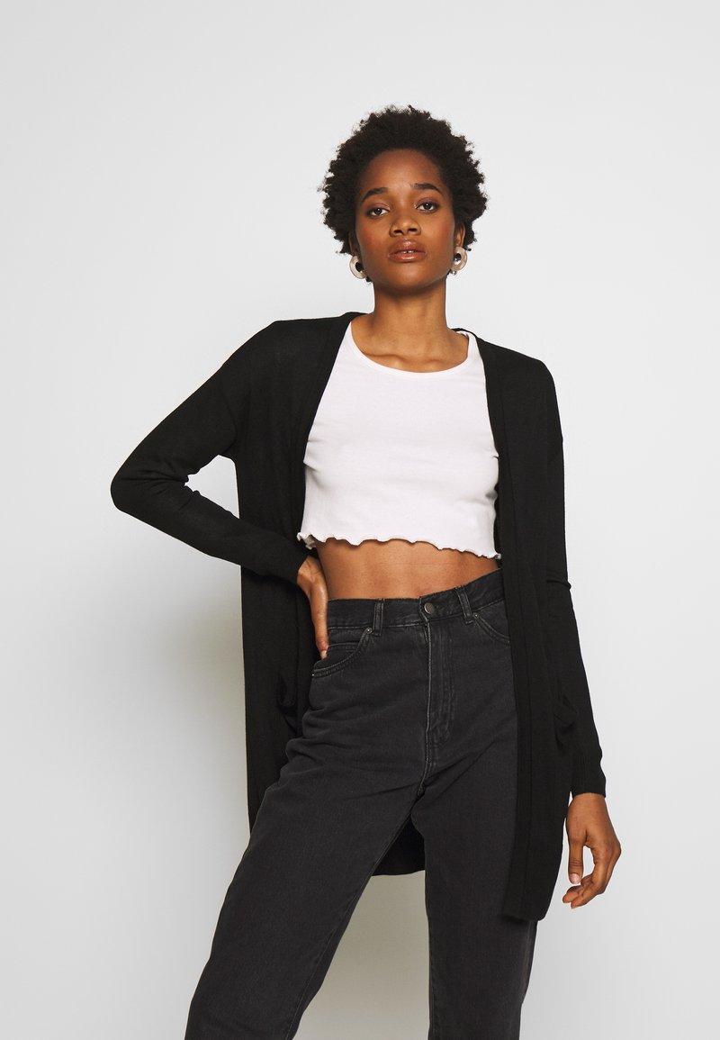 Vero Moda - Kardigan - black