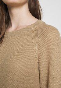 Vero Moda - Sweter - beige - 4