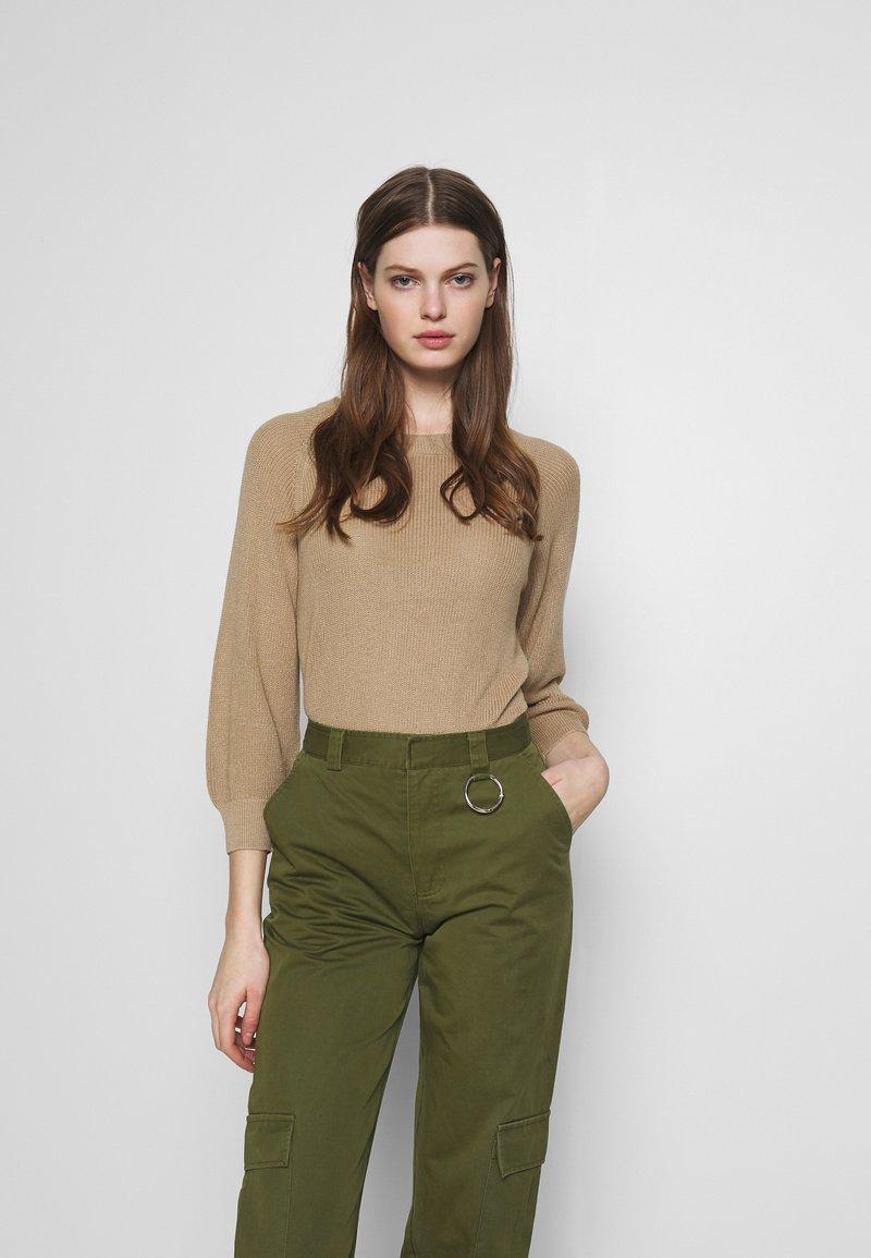 Vero Moda - Sweter - beige