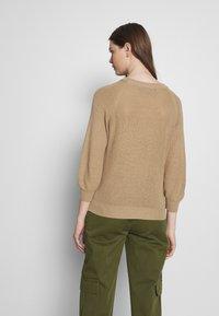 Vero Moda - Sweter - beige - 2