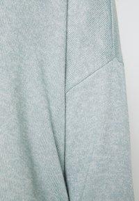 Vero Moda - VMBRIANNA  - Jersey de punto - slate/birch melange - 5