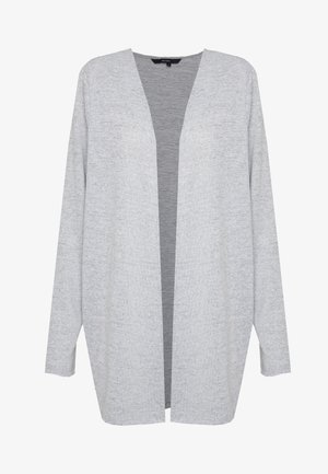 VMMOLLY LS CARDIGAN - Vest - light grey melange
