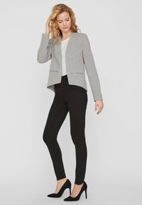 Vero Moda - Blazer - light grey melange - 1