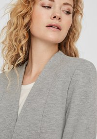 Vero Moda - Blazer - light grey melange - 3