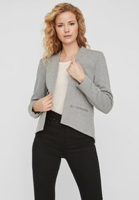 Vero Moda - Blazer - light grey melange - 0