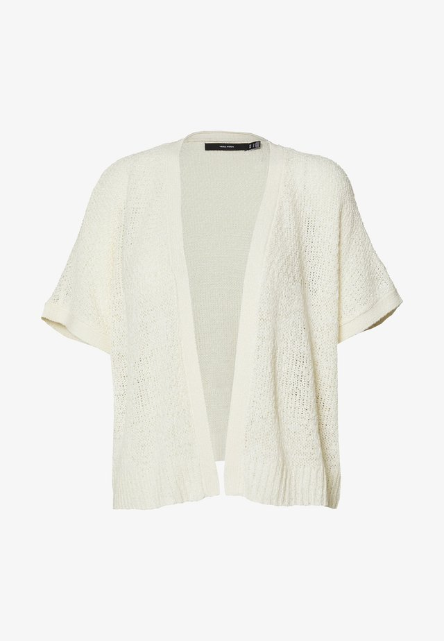 VMCERENA OPEN CARDIGAN - Kofta - birch