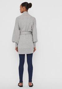 Vero Moda - Cardigan - light grey melange - 2