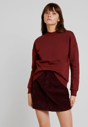 VMINEZ  - Sweatshirt - madder brown