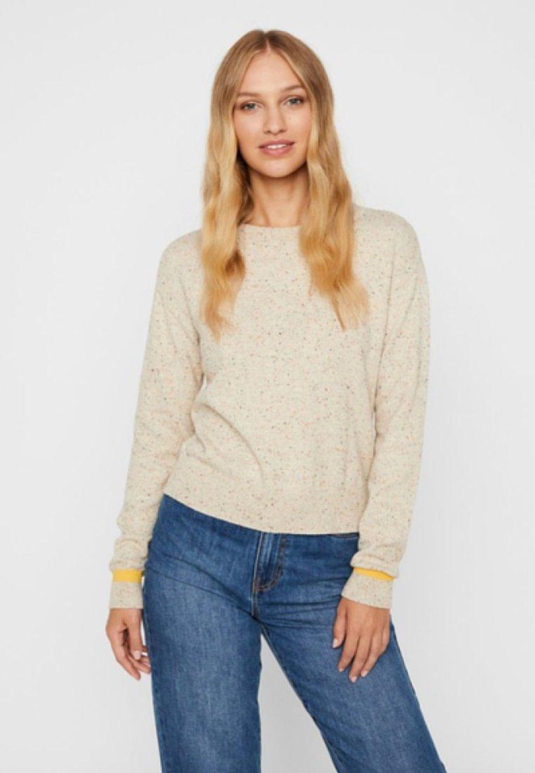 Vero Moda - Strikpullover /Striktrøjer - birch