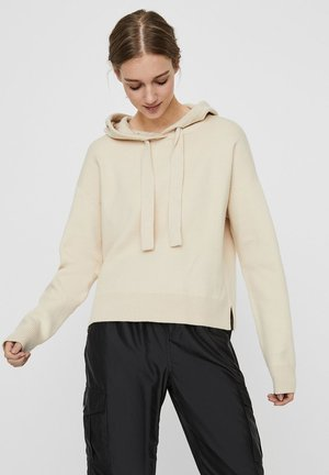 LONG SLEEVED - Hoodie - birch