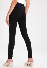 Vero Moda - VMSEVEN - Trousers - black - 2