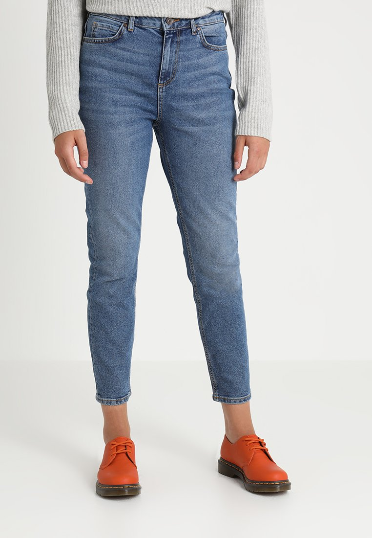 Vero Moda - VMANNA  NOOS - Jeans Straight Leg - medium blue denim