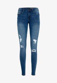 Vero Moda - Jeans Skinny Fit - medium blue - 4