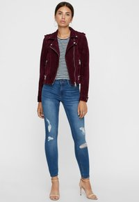 Vero Moda - Jeans Skinny Fit - medium blue - 1
