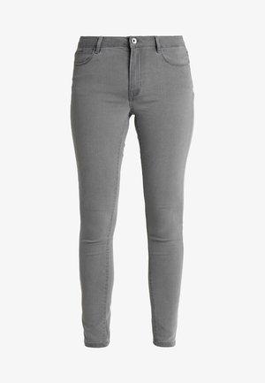 VMJULIA FLEX IT - Jeans Skinny Fit - light grey denim