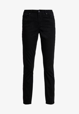 VMHOT SEVEN ZIP PANTS - Jeans Skinny - black