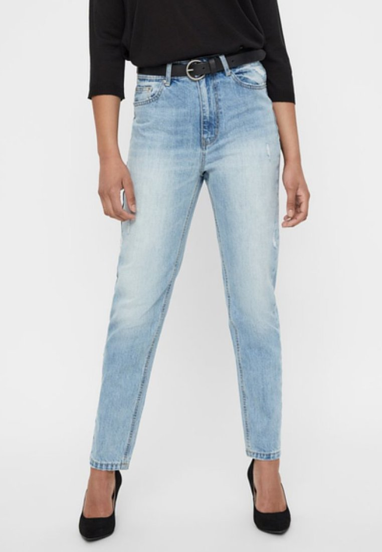 Vero Moda - Jeans Straight Leg - light blue denim