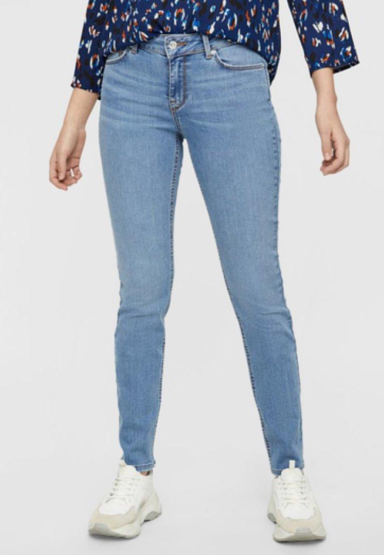 Vero Moda - Slim fit jeans - light blue denim