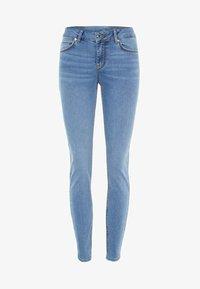 Vero Moda - Slim fit jeans - light blue denim - 4